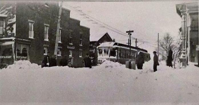 1909 Record Snow Storm