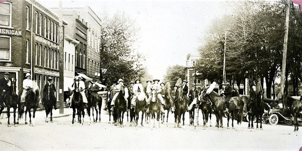 East Liberty Street Horses.jpg