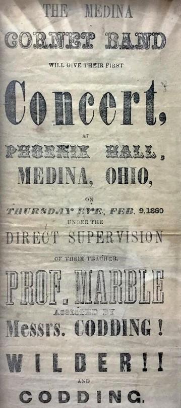 Medina Cornet Band Ad.jpg