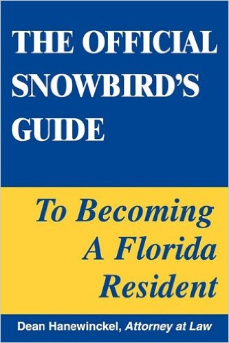 Click above to purchase The Official Snowbird's Guide