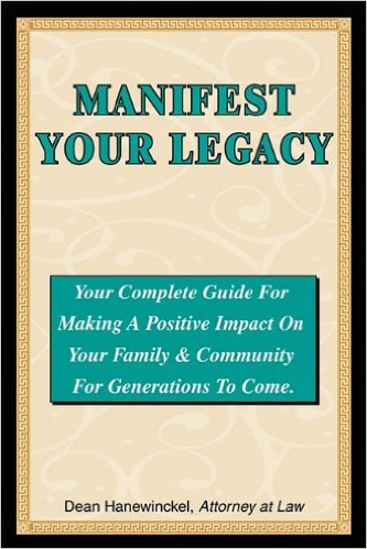 Click to purchase Manifest Your Legacy