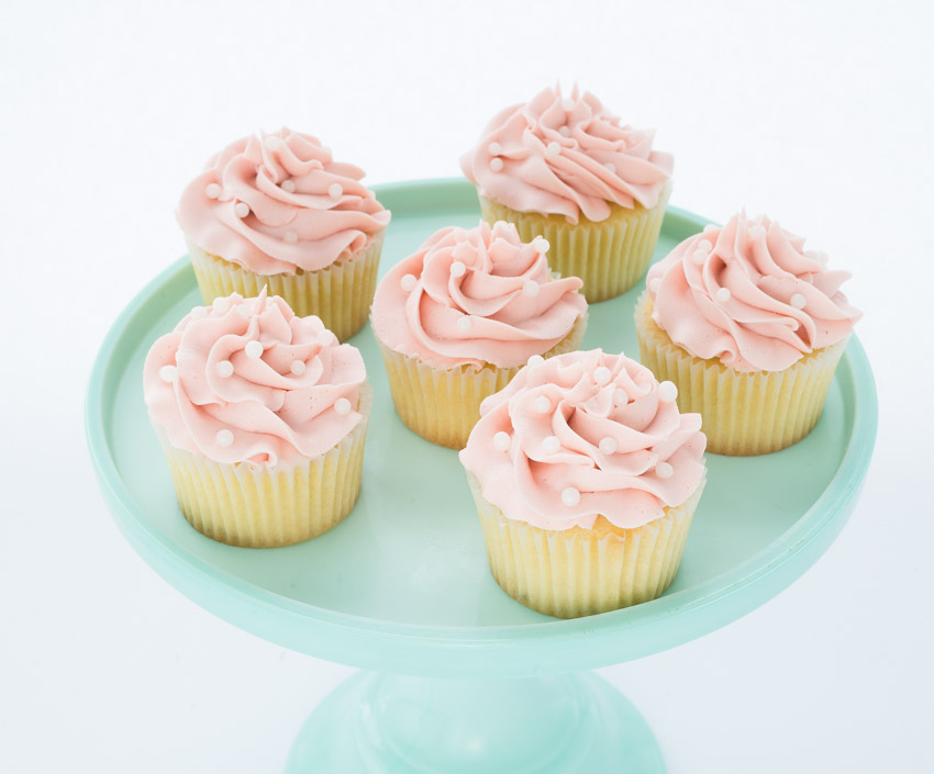 Buttercream Dream Cupcakes