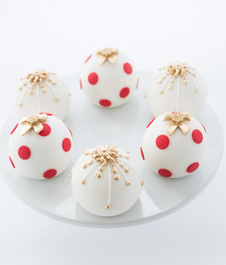 Cake Spheres