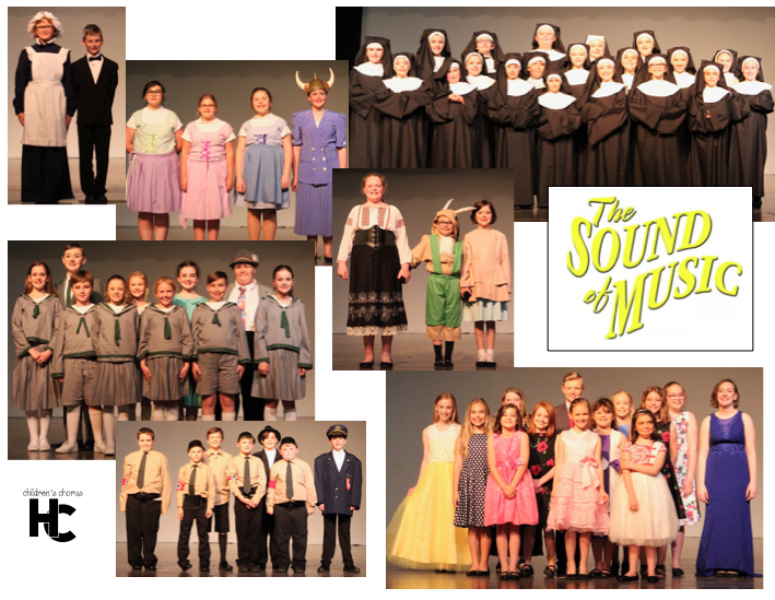 THE SOUND OF MUSIC  MAY 2018