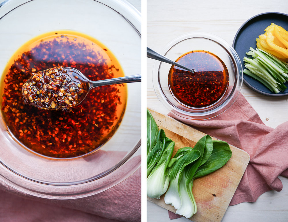 Sichuan Chili Oil - The Maker Makes