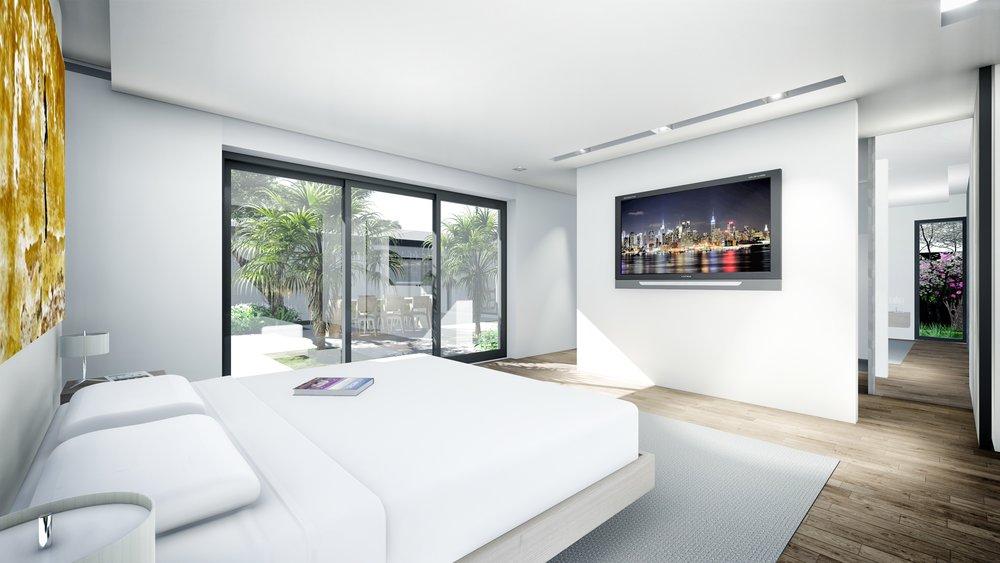 Beachwood Cabana Bedroom