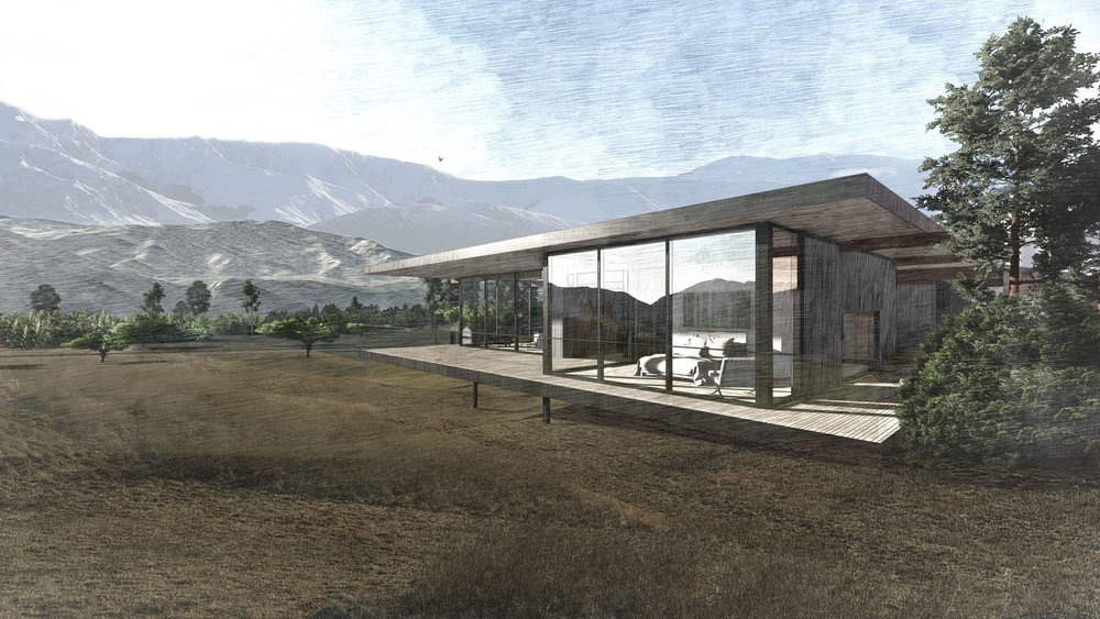 Bendemeer Residence- Queenstown New Zealand
