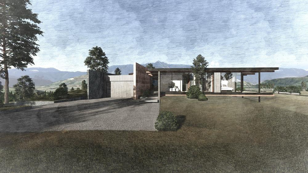 Queenstown New Zealand Luxury Home by KoDA