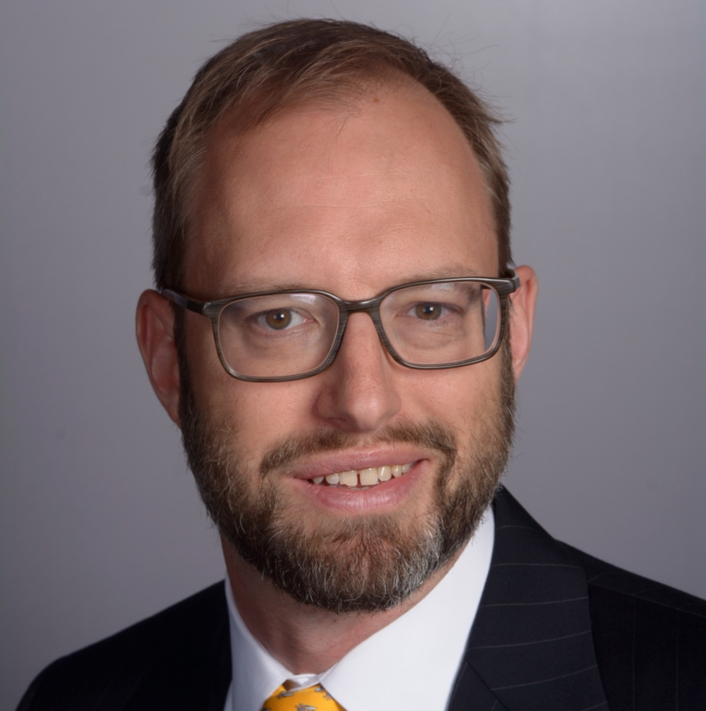 John Kaufmann, CFO