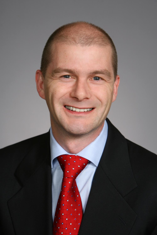 Tim Clackson, CSO