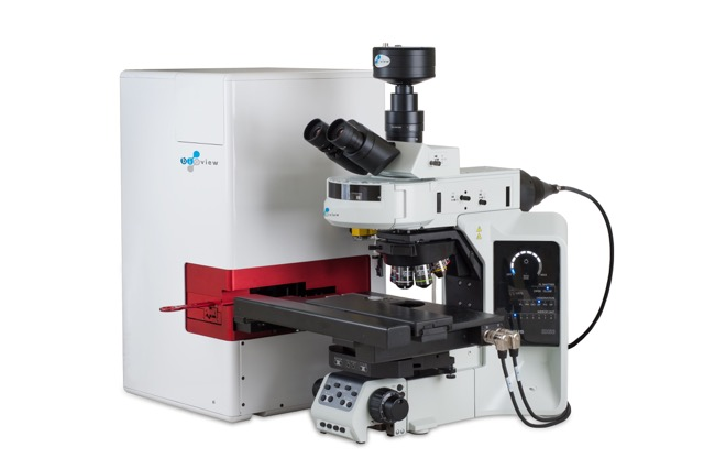 BioView's Encore imaging system accommodates multiple FDA cleared and CE marked FISH applications, as well as whole-slide virtualization, for remote review and analysis