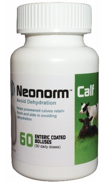 Jaguar has commercialized a non-prescription product line, Neonorm Calf and Neonorm Foal, to help PREwEaNED dairy calves and foals retain fluid