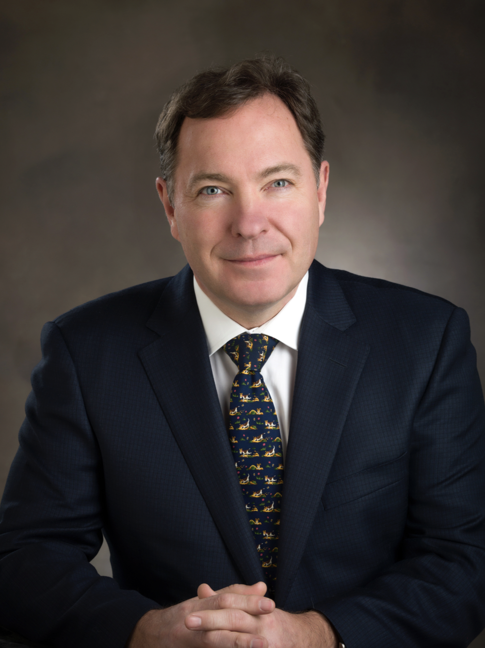 Dr. Brent Norton, CEO and Executive Chairman