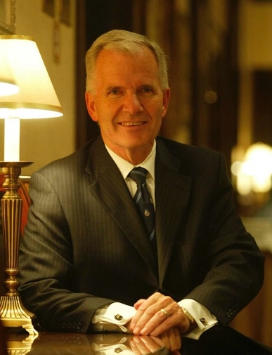 Albert Friesen, CEO and Chairman