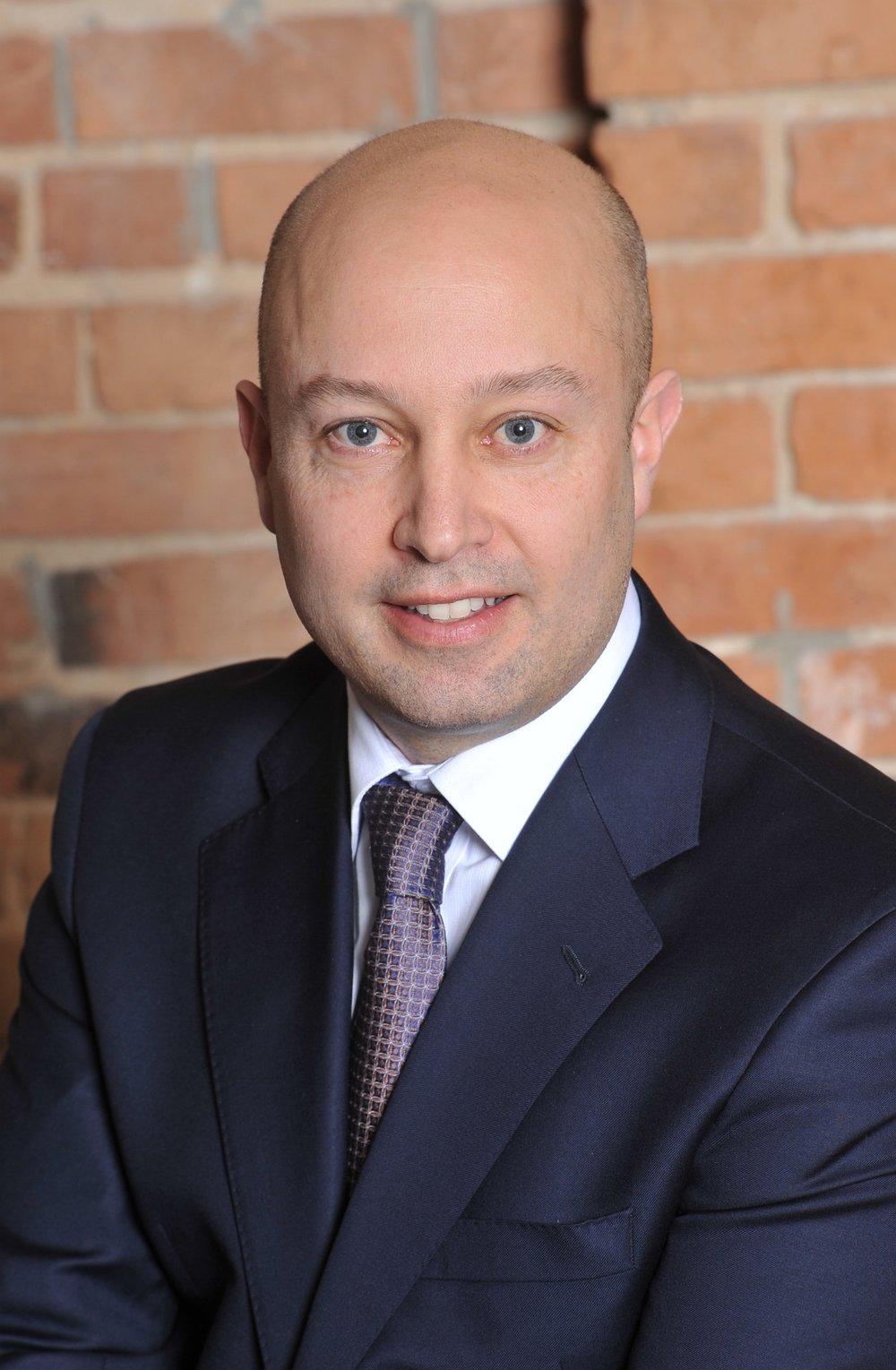 Trevor Arsenault, VP of Business Development and Alliance Management