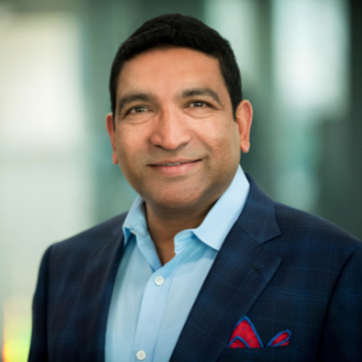 Bharatt Chowrira, President and Chief of Business and Strategy