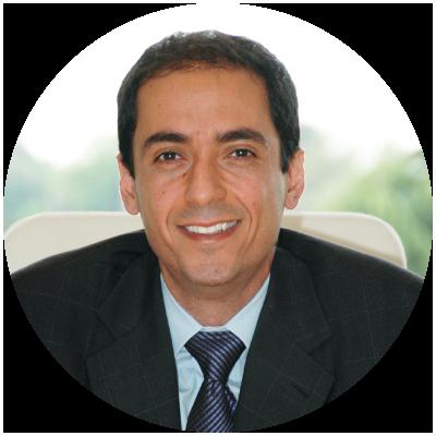 Ali Tehrani, President &CEO
