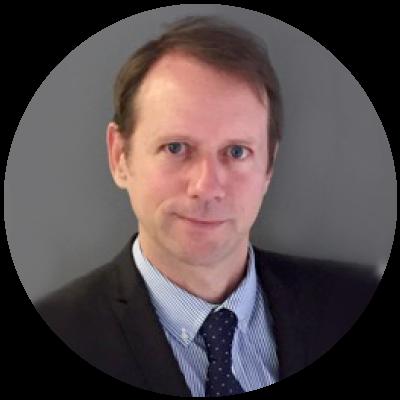 Philippe Dubuc, SVP and CFO