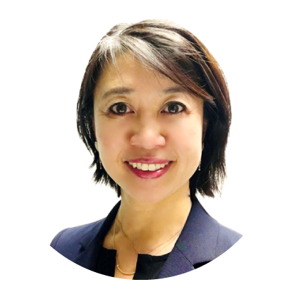 Ingrid Choong, senior director of clinical affairs and corporate development