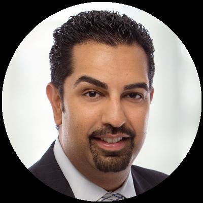 Parimal Nathwani, President and CEO