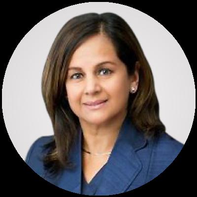 Dr. Femida Gwadry-Sridhar, CEO and Founder