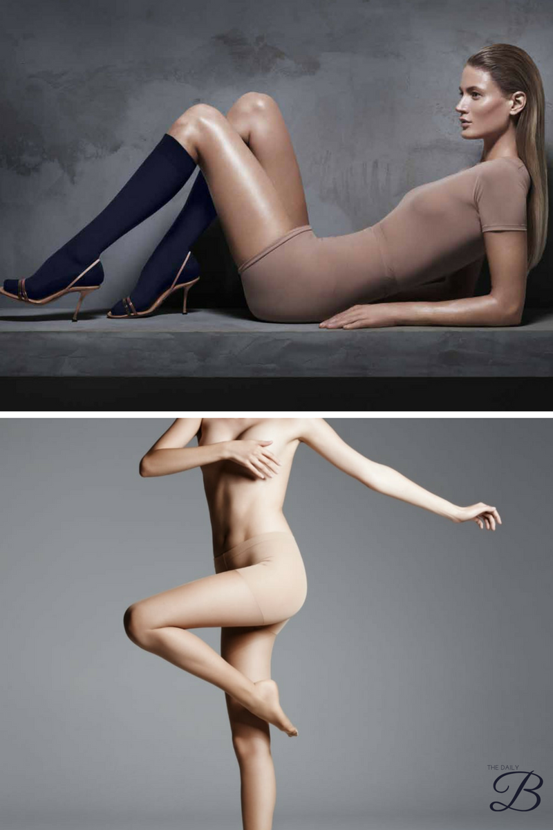 1.  Translucent Tights    2.  Invisable Tights