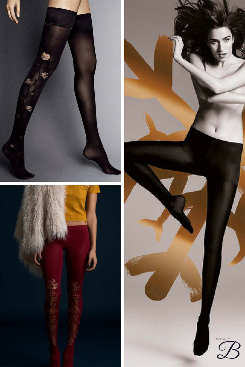 1.  AR Hypnose   2.  Burgundy Flower Girl    3.  Cozy Winter Tights