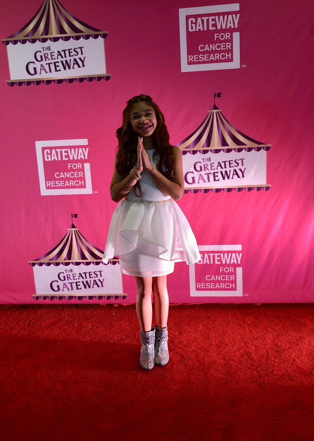 Golden Buzzer winner, Angelica Hale
