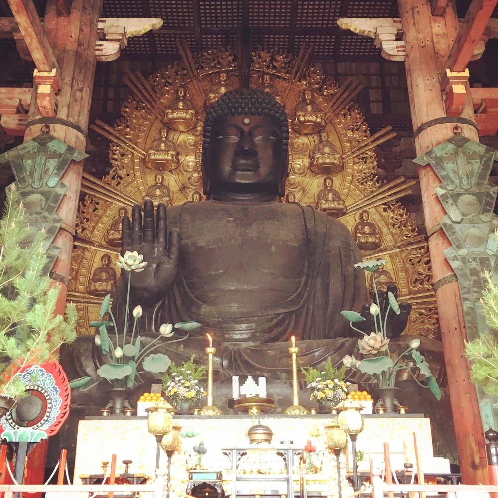 Todai-ji Buddha
