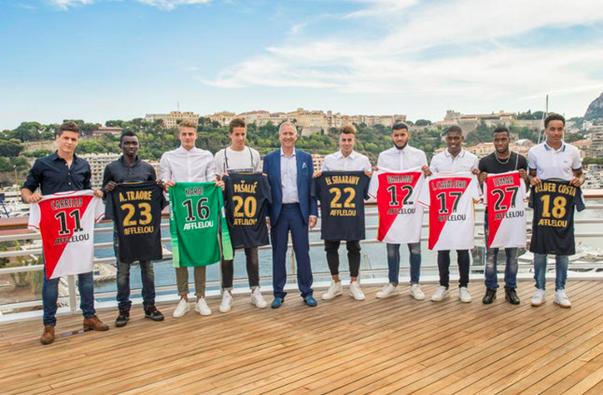 Monaco's summer signings of 2015.