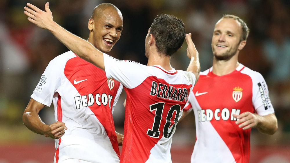 Fabinho and Bernardo Silva.