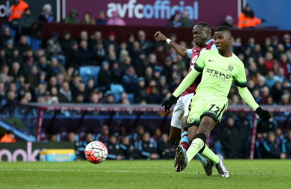Kelechi Iheanacho is going from strength to strength under Pep Guardiola - and will surely become a staple of the national side