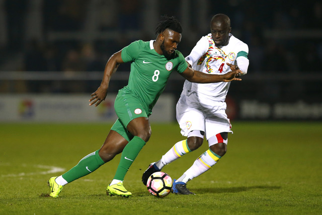 It's official; Isaac Success (21) has the biggest thighs in football.
