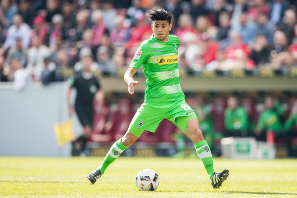 Borussia Dortmund's summer acquisition -Mahmoud Dahoud
