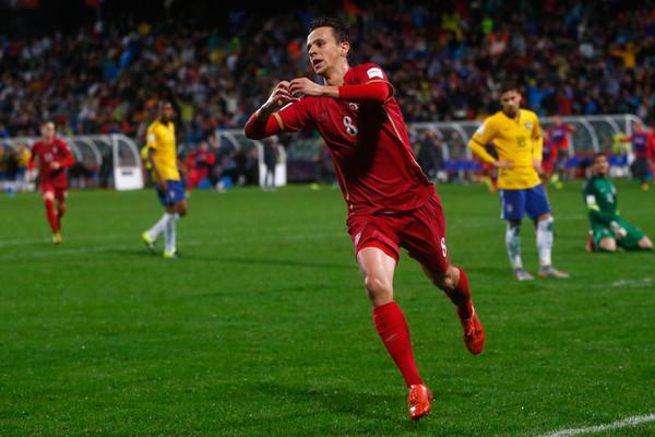 Serbia U20's hero of 2015 - Nemanja Maksimovic