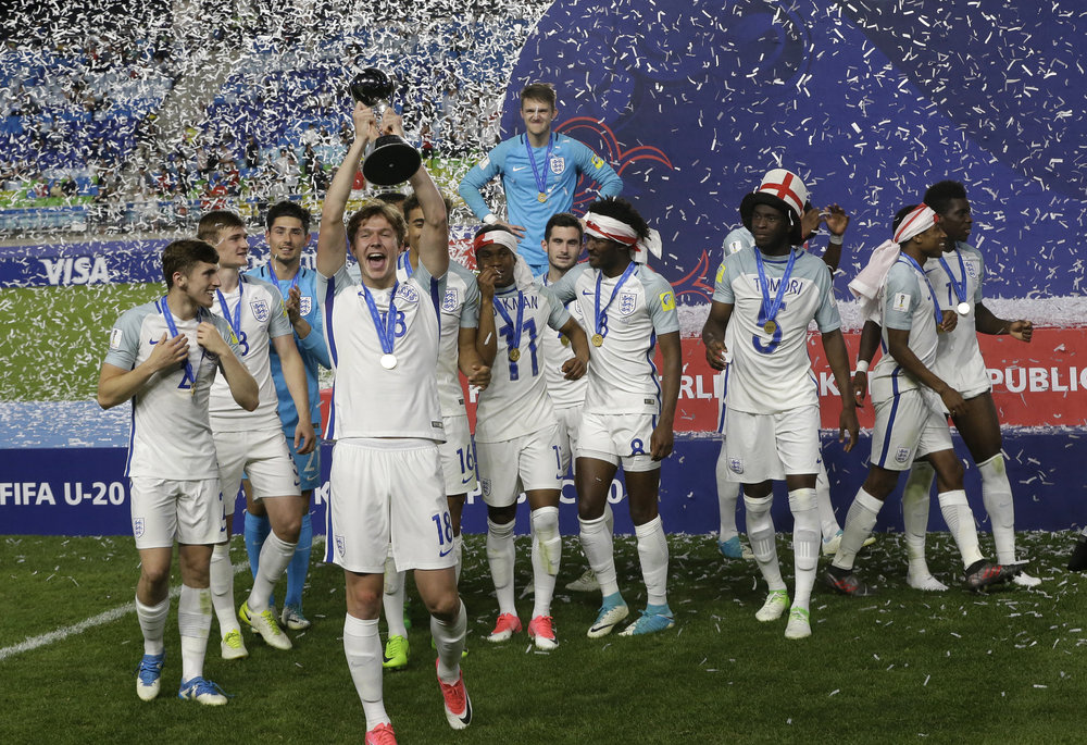 BLOG - A PLACE TO DELVE INTO THE WORLD OF YOUTH FOOTBALL