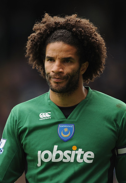 David James; a member of Portsmouth's doomed Old Guard of 2010