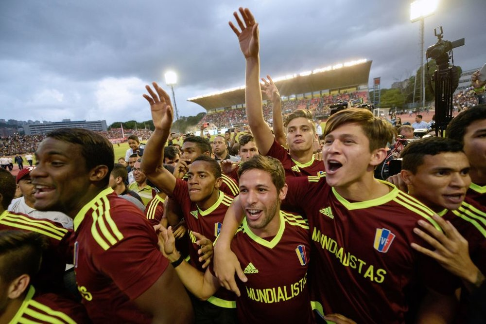 'Mundialistas' at youth level, Venezuela's senior side are still looking for their first ever World Cup appearance.