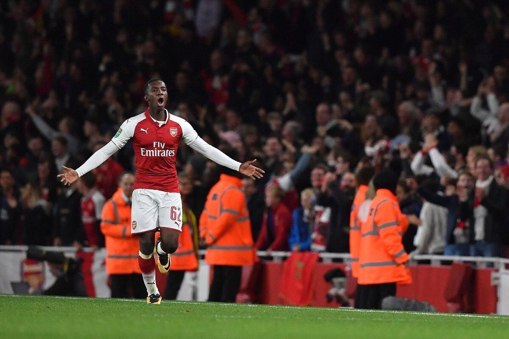 Eddie Nketiah vs. Norwich City - CC, 24.10.17-3.jpg