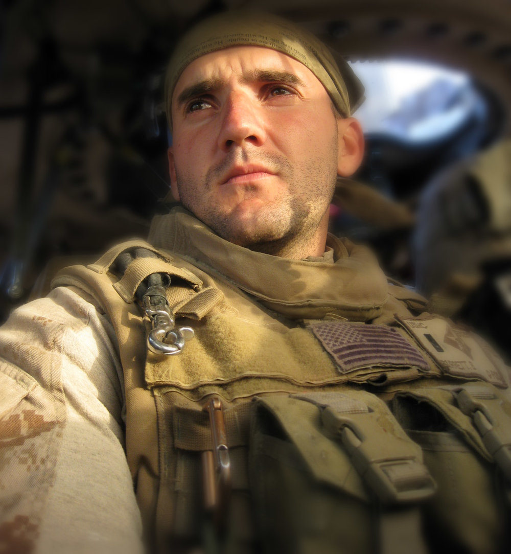 "U.S. Marine Corps Captain Brandon ""Bull"" Barrett, 27, of Marion, Indiana, assigned to the 1st Battalion, 6th Marine Regiment, 2nd Marine Division, II Marine Expeditionary Force, based out of Camp Lejeune, North Carolina, was killed on May 5, 2010, while supporting combat operations in Helmand Province, Afghanistan. He is survived by his parents Cindy and Brett Barrett, his sisters Ashley and Taylor Barrett, his brother Brock Barrett, and his grandmother Carmen Johnson."