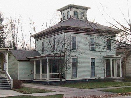 King House, 333 Dennis Street, 1862-66
