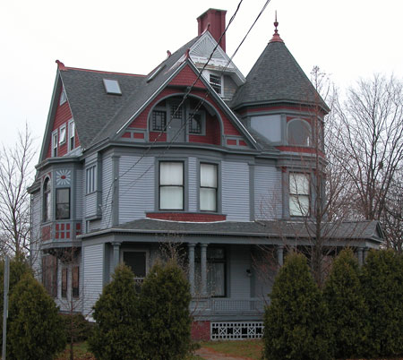 McConnell-Jones House, 332 South Main Street, 1897