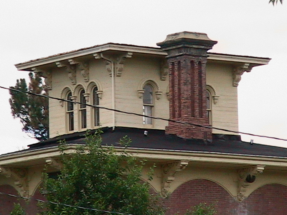 Italianate Cupola