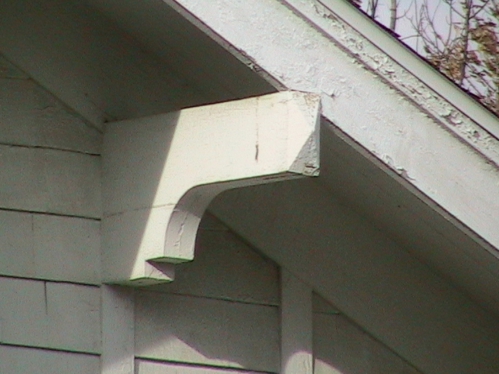 Craftsman Exposed Beam