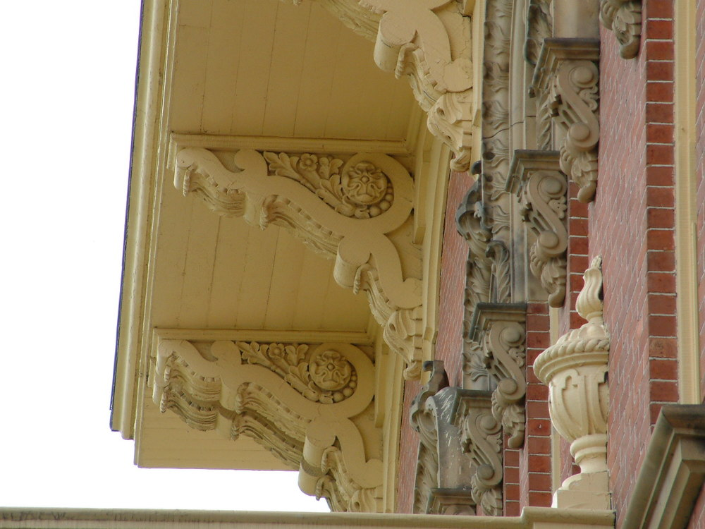 Italianate Brackets--1860s