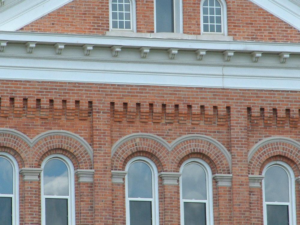 Romanesque Revival Corbel