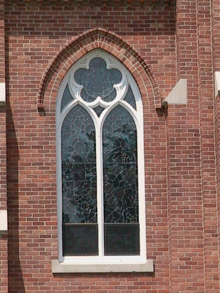 Lancet Window--Gothic Revival