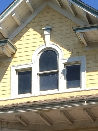 Palladian Window--Classic Revival