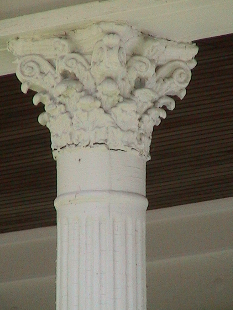 Corinthian Capital and Neck