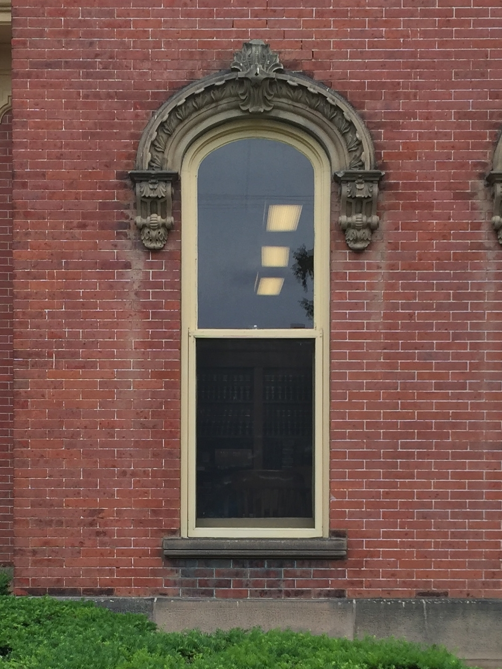 Italianate Window